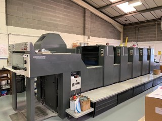 Heidelberg SM 74 5 PH Sheet Fed