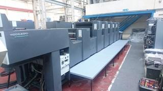 Heidelberg SM74 5 P 3 L Machines offset à feuilles