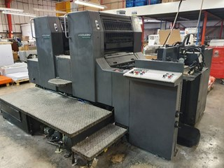 Heidelberg SM 74 2P Sheet Fed