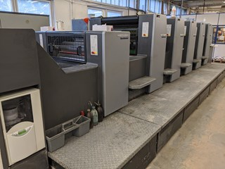 Heidelberg SM 74 5 L Sheet Fed