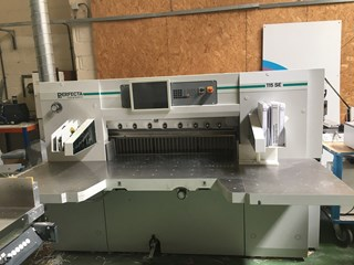 Perfecta 115 SF Guillotine  Guillotines/Cutters