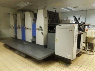 Ryobi 524 HX Machines offset à feuilles