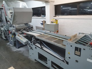 Stahl KD66 4KTL Folder Folding Machines