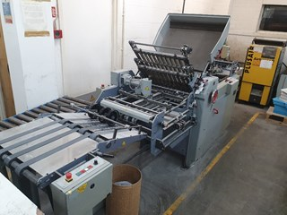 Stahl Ti 52/4/K Folder Folding Machines