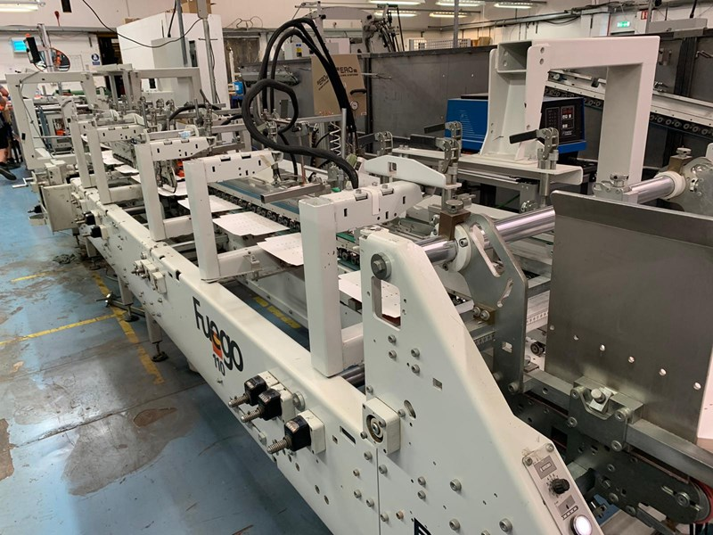 Show details for Bobst Fuego 110 A2