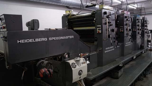 Show details for Heidelberg Speedmaster 72 V