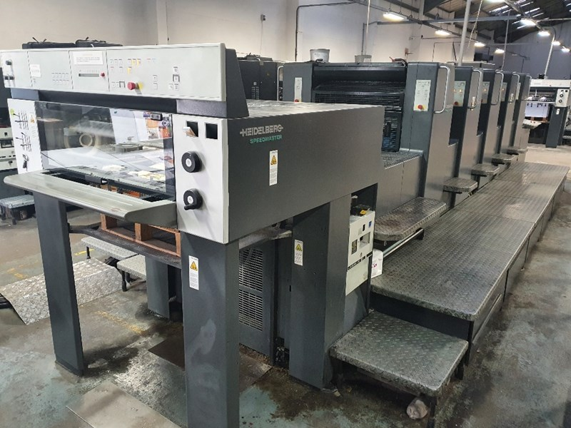 Show details for Heidelberg SM 74 5PH