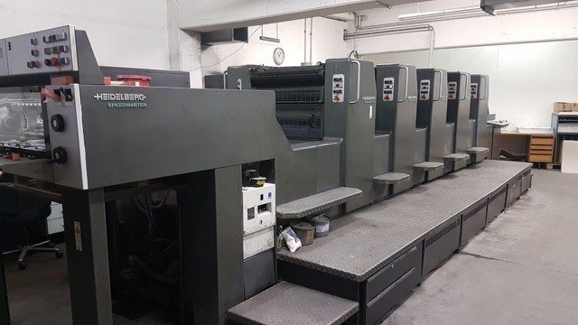 Show details for Heidelberg SM 74 5 PH