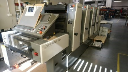 Show details for Komori Lithrone L420