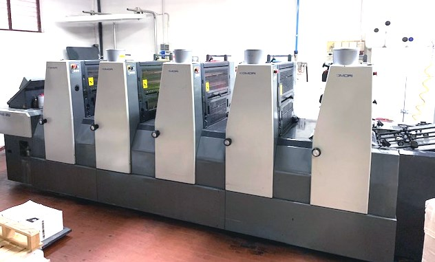 Show details for Komori Lithrone L-520