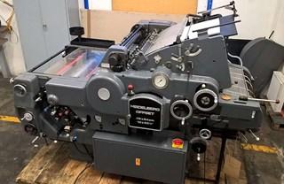Heidelberg KORD 64 单张纸胶印机