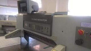Polar 115 EMC Monitor Guillotinas