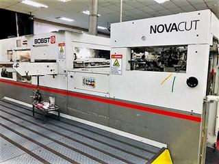 Bobst Novacut 106 E Die Cutting