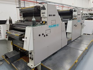 Roland 204 TOB Sheet Fed