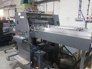 Autobond Mini T52 lminator Finishing