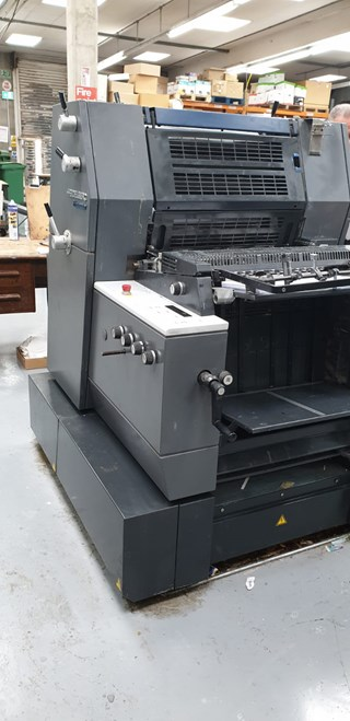 Heidelberg SM52-1 Sheet Fed