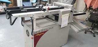 Morgana UFO2 buckle folder Folding machines