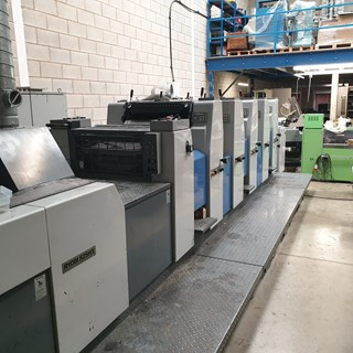Ryobi 525HX 单张纸胶印机