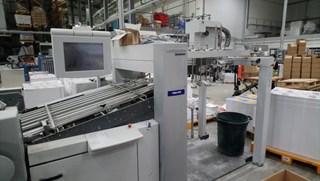 Stahl PFX82 Falzmaschinen