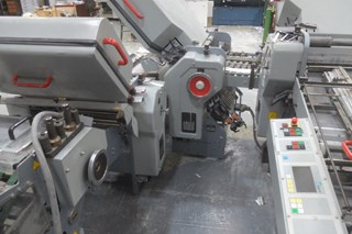 Stahl TD66 combination folding machine Folding Machines