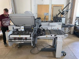 Stahl Ti 52 4/4/K Folding machines