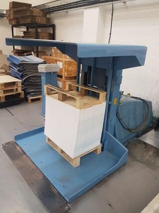 Meyer Thando 105P pile turner Pile turner / elevator
