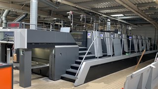 Heidelberg SM XL 106-8 P Sheet Fed