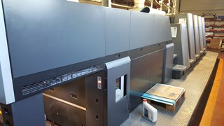 Heidelberg CD 74 4 LX Sheet Fed