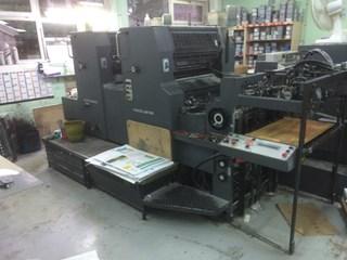 Heidelberg MOZ S Gebrauchte Bogenoffsetmaschinen