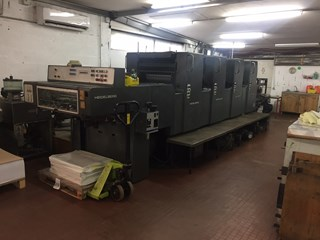 Heidelberg MOVPH Sheet Fed