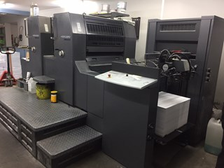 Heidelberg PM 74 2 Sheet Fed