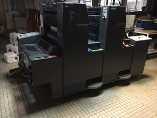 Heidelberg Speedmaster SM 52 2 Sheet Fed