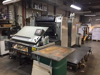 Komori Sprint GS228P 单张纸胶印机