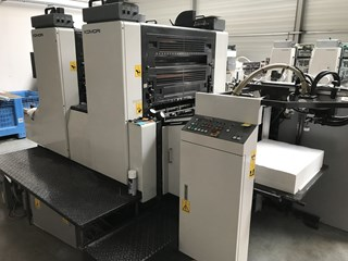 Komori SII 228P Sheet Fed