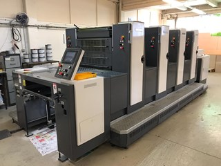 Shinohara 75 IV Sheet Fed