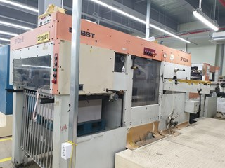 BOBST SP102-SE Die Cutters - Automatic and Handfed