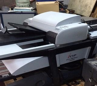 GLUNZ&JENSEN PlateWriter 2000 CTP-Systems