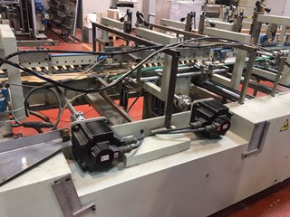 INRAMIK VESTA 1100 Carton /Folder Gluers
