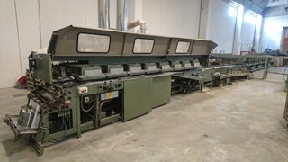 MULLER MARTINI STARBINDER 3006/18 胶订机及配页机