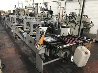 OMEGA MK80 Carton /Folder Gluers