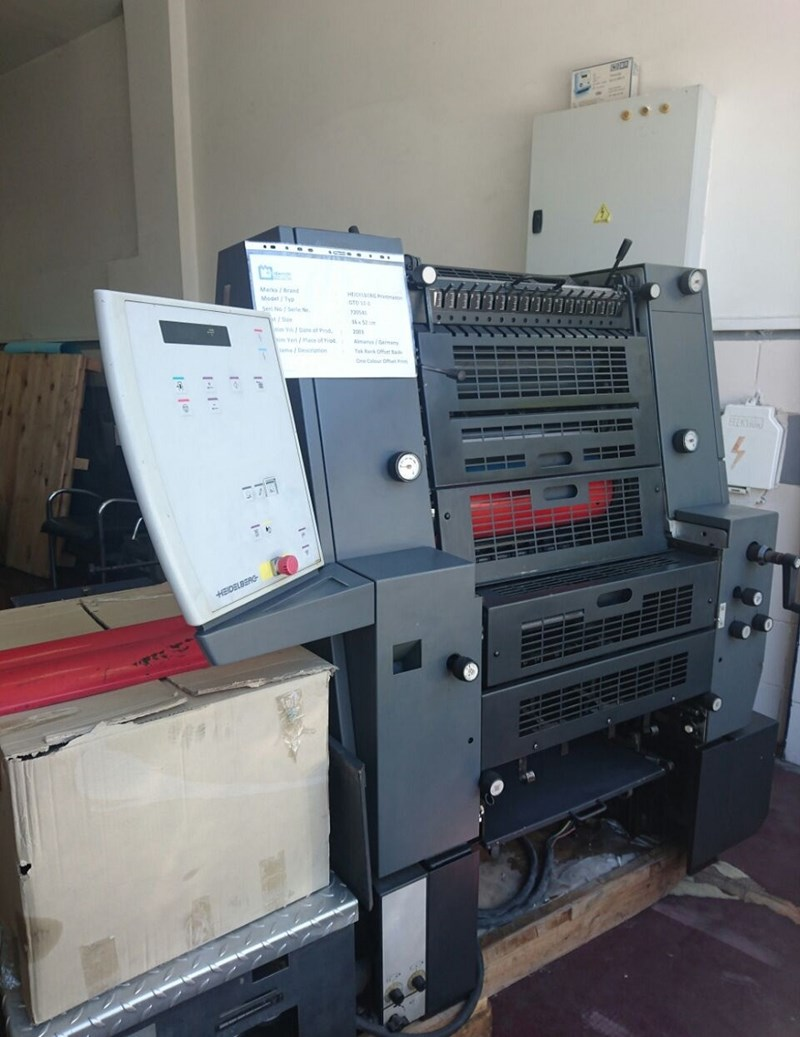 Show details for HEIDELBERG PM 52 - 1