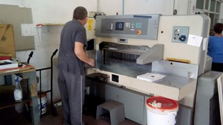 FTP FA 115 PMC M8 age 2006 Guillotines/Cutters