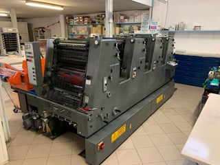Heidelberg GTOV52+ Sheet Fed