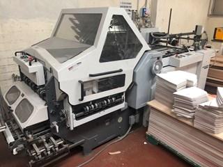 Heidelberg Stahlfolder KD 78.1/6 KTLL-FD Folding machines