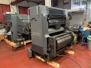 Heidelberg SM102ZP Gebrauchte Bogenoffsetmaschinen