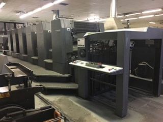 Heidelberg SM102-6P23 Sheet Fed