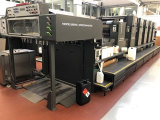 Heidelberg SM 102FPL Sheet Fed