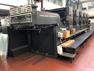 Heidelberg SM 102F Sheet Fed