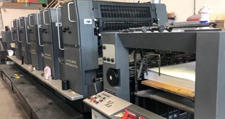 Heidelberg SM102FP Sheet Fed