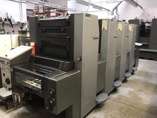 Heidelberg SM 52-4+ Sheet Fed
